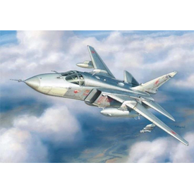 Zvesda SU24MR 1:72 Scale Kit