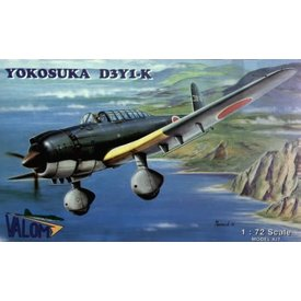 YOKOSUKA D3Y1-K 1:72 SCALE KIT