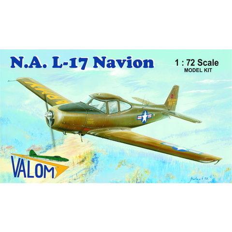 Ryan L17A Navion Korean War 1:72 SCALE KIT