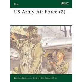 Osprey Publications US Army Air Force: Part.2: Osprey Elite #51 SC ++SALE++