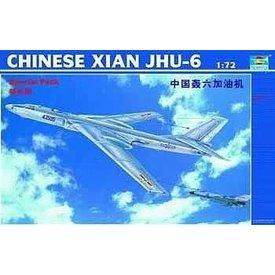 Trumpeter Model Kits XIAN JHU6 REFUELLER 1:72 Scale Kit