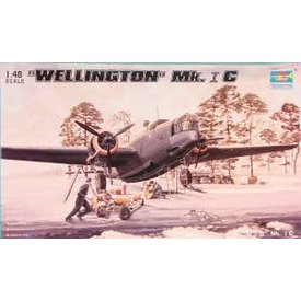 Trumpeter Model Kits WELLINGTON 1C 1:48 SCALE KIT