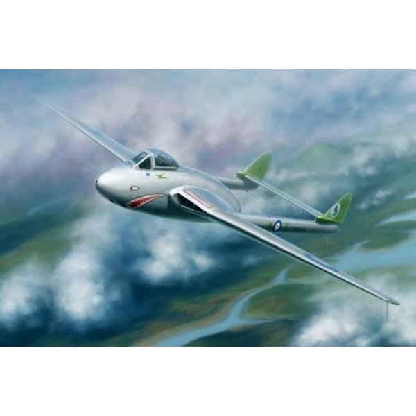 Trumpeter Model Kits VAMPIRE FB5 1:48 SCALE KIT