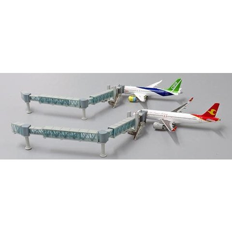 Airport Passenger Bridge Narrow Body 1:400 (2 bridges)