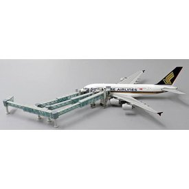 JC Wings Airport Passenger Bridge A380 1:400 (1 bridge)