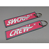 Key Chain Swoop CREW Embroidered