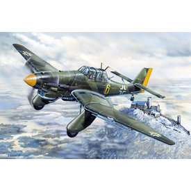 Trumpeter Model Kits JU87A STUKA 1:24 SCALE KIT