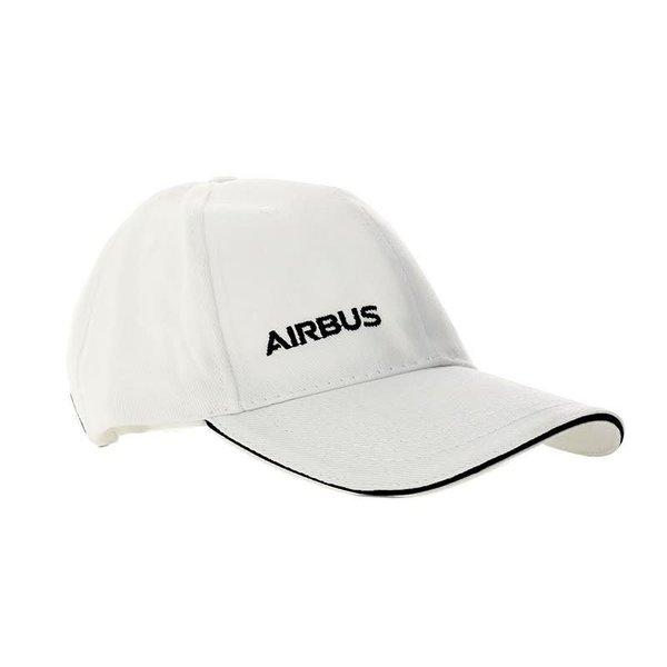 Airbus White Airbus cap