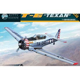 Kitty Hawk Models T6 TEXAN/HARVARD 1:32 (8X Markings)