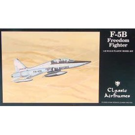 Classic Airframes F5B 1:48 SCALE KIT: USAF, BRAZIL, PHILLIPINES MARKINGS