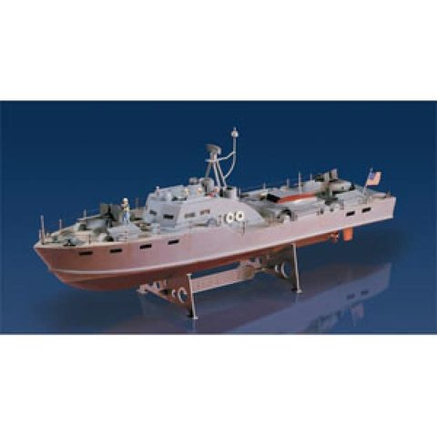 USAF Rescue Boat 1:72 Scale Kit