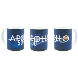 Apollo 50th Mug