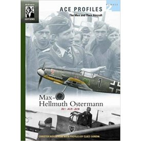 Max-Hellmuth Ostermann: ZG1 JG21 JG54: Ace Profiles #2 softcover