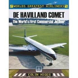 Air World Books deHavilland Comet: World's Greatest Airliners SC