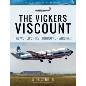 Air World Books Vickers Viscount: World's Greatest Airliners SC