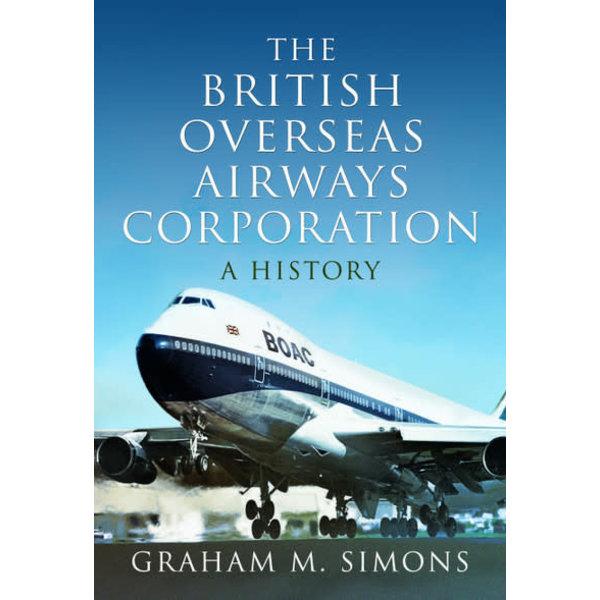 Air World Books British Overseas Airways Corporation: History HC