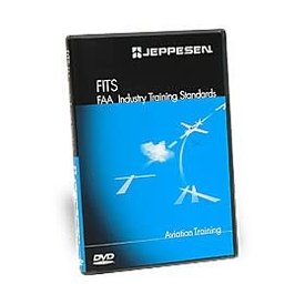 Jeppesen DVD FITS FAA Industry Training Standards