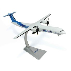 Air Force 1 Model Co. Xian AVIC MA700 Regional Turboprop Demonstrator House Livery 1:72 with stand