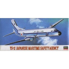 Hasegawa YS11 MARITIME SAFETY:144 SCALE KIT