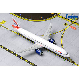 Gemini Jets A321neo British Airways G-NEOP 1:400