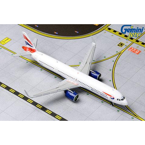 A321neo British Airways G-NEOP 1:400