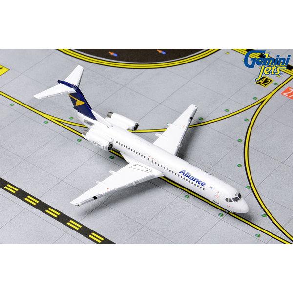 Gemini Jets Fokker F100 Alliance Airlines VH-UQC 1:400