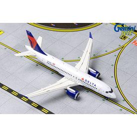 Gemini Jets A220-100 (CS100) Delta 2007 Livery N102DU 1:400