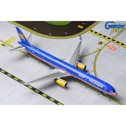 B757-300W Icelandair 100 Years TF-ISX 1:400