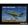 SAAB J32B/E LANSEN 1:48 scale model kit