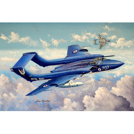 Trumpeter Model Kits DH 110 Sea Vixen FAW2 1:48 Scale Kit