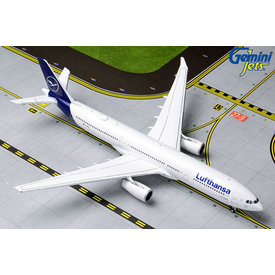 Gemini Jets A330-300 Lufthansa New Livery 2018 D-AIKO 1:400