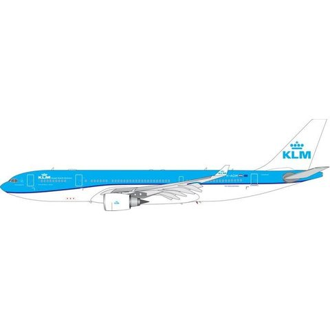 A330-200 KLM new livery 2014 PH-AOM 1:400