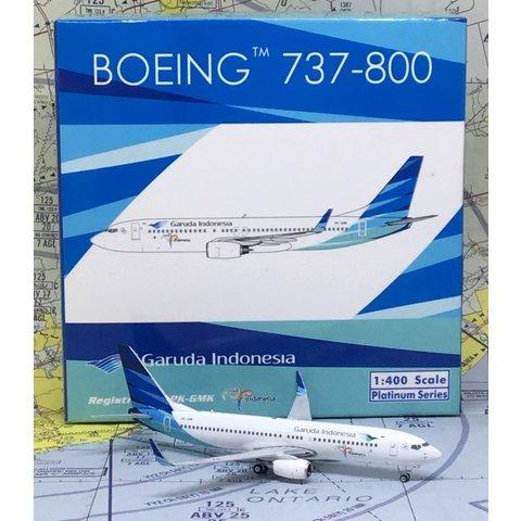 B737-800W Garuda Visit Indonesia PK-GMK 1:400