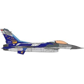 JC Wings F16A Fighting Falcon 201 Squadron 50th Anniversary Portuguese Air Force 1:72 (no stand)