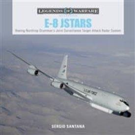 Schiffer Legends of Warfare E8 JSTARS: Legends of Warfare hardcover