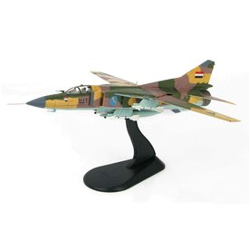 Hobby Master MiG23MS 39 Squadron Iraqi Air Force 1981 1:72 with stand