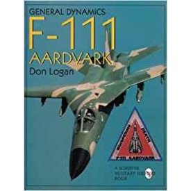 Schiffer Publishing General Dynamics F111 Aardvark: Schiffer hardcover