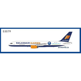 NG Models B757-200F Icelandair Cargo Absolutely Fresh TF-FIG 1:400