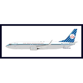 NG Models B737-800W KLM Retro Livery PH-BXA 1:400