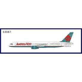 NG Models B757-200 America West Final Livery N913AW 1:400