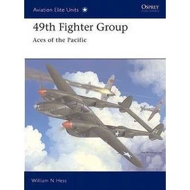 Osprey Publications 49th Fighter Group: Aces of the Pacific: OAEU# 14 SC ++SALE++