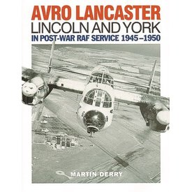 VALON Avro Lancaster, Lincoln & York: In Post War RAF Service: 1945-1950 softcover