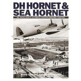 Hornet & Sea Hornet: Dehavilland's Ultimate Piston Engined Fighter softcover