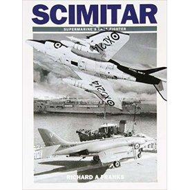 Scimitar: Supermarine's Last Fighter softcover