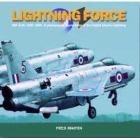 Lightning Force: RAF Units 1960-1988 English Electric Lightning softcover