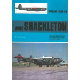 Warpaint Avro Shackleton: Warpaint #6 softcover
