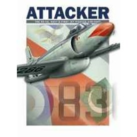 VALON Attacker: Royal Navy's First Jet Fighter softcover