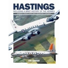 Hastings & Hermes: Handley Page's Post War Transports softcover (NSI)