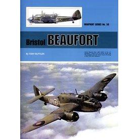 Warpaint Bristol Beaufort: Warpaint #50 softcover