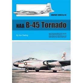 Warpaint NAA B45 Tornado: Warpaint #118 softcover